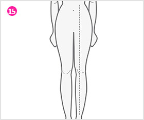 Bottom Length - Measurement