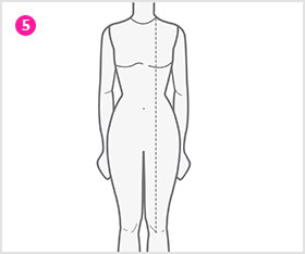 Kameez Measurement