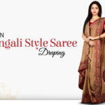 DIY Video to Drape Bengali Style Saree