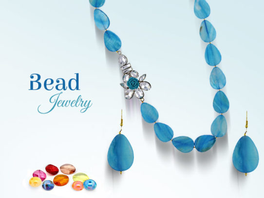 Crystal Beaded Jewelry Is A Big Hit!