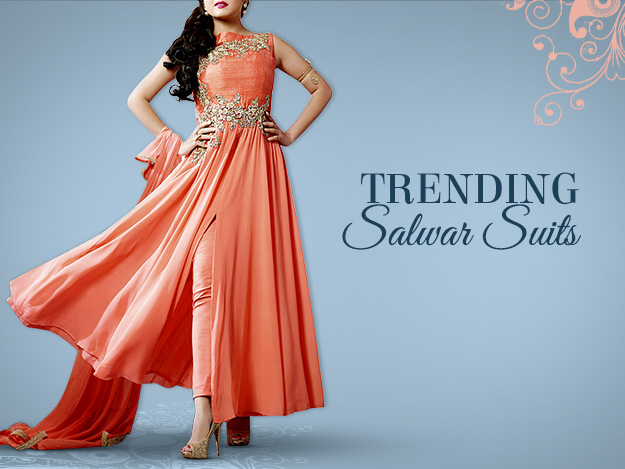 Salwar Kameez Styles To Flaunt That Desi Look