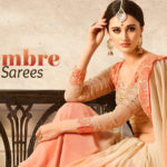 Fashion Divas are Vying For Ombre or Dual Tone Sarees