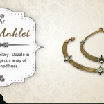 Gorgeous Gold Anklets for Women