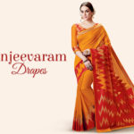 Kanjeevaram Sarees – The Pride of Indian Trousseau