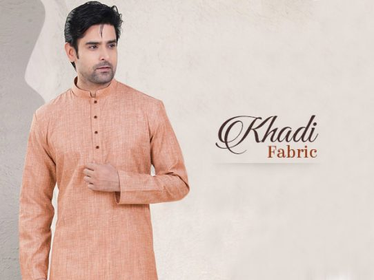 Blend Ethical & Ethnic Fashion With Khadi Fabric