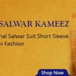 Short Sleeve Salwar Kameez To Keep Your Summer Statement On Point