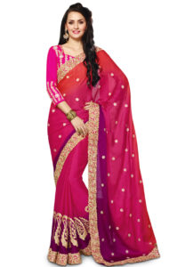 rani-pink-purple-saree