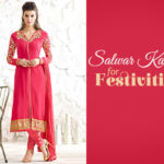 Salwar Kameez – Perfect Pick For Every Festivity