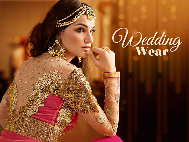 Wedding Attires for Brides in Pakistan