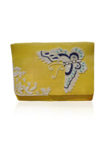 yellow-hand-embroidered-clutch-bag