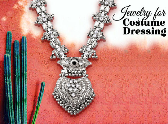 Everything about Costume Jewelry from India