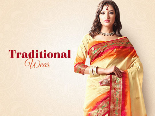 Indian Formal Wear for Women & Men