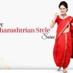 DIY Video to Learn Maharashtrian Saree Style