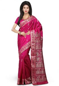 baluchari-saree