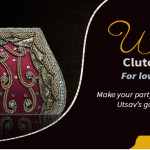 Fabulous Wedding Clutch Purse