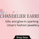 Glamorous Chandelier Earrings