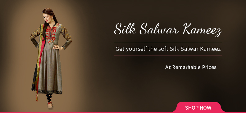 Silk Salwar Kameez: Trends You Need To Steal Right Now!