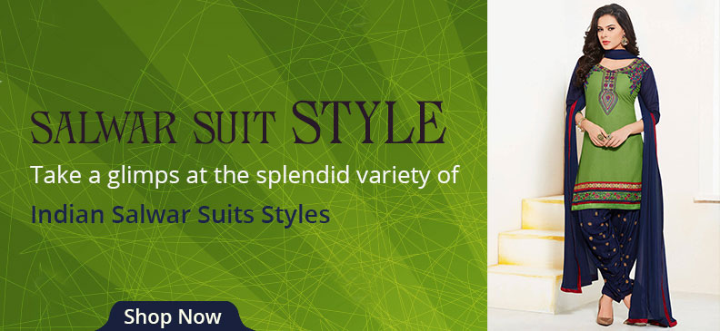 Comfort and Convenience with Salwar Suits