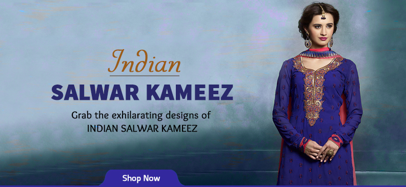 Indian Salwar Kameez Look Great on Everyone