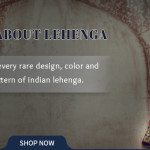 All About The Grand Indian Lehenga Choli
