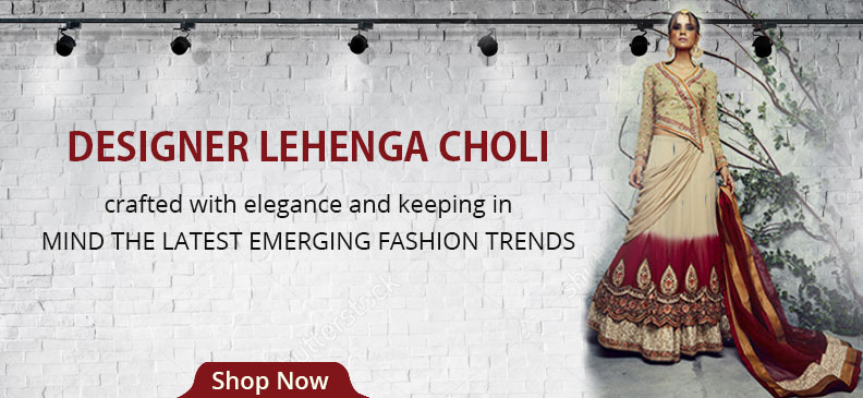Bridal Lehenga Cholis Inspired By Designers