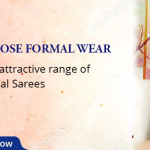 Smart and Formal Sarees