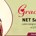 Net Sarees For Sheer Grace