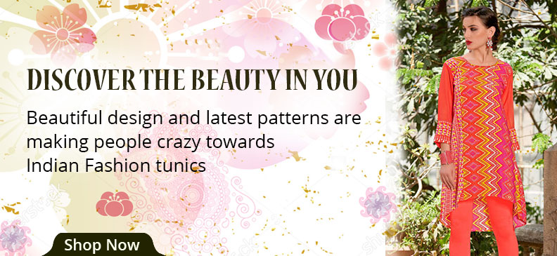 Versatile Crepe Kurtis, Tunics Or Dresses Work Well For Your 9 to 5 Look