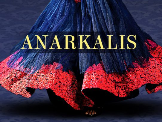 Anarkali Style Suits - Trend of the Moment