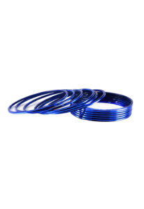 blue-metallic-bangles
