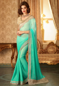 blue-ombre-saree