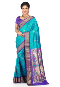 blue-paithani-silk-saree