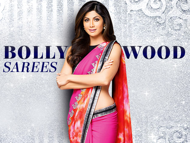 Glam Up Your Look With Bollywood Sarees