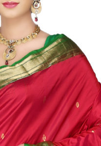 Paithani Sarees Blouse Design Collections Utsav Fashion