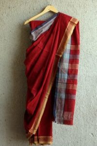 cotton-saree