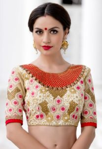embroidered-art-silk-blouse