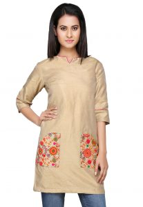 embroidered-dupion-silk-tunic-in-beige