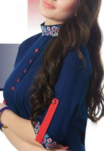 blue-navy-flared-tunic