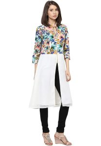georgette-readymade-tunic