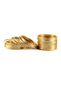 golden-bangle-set