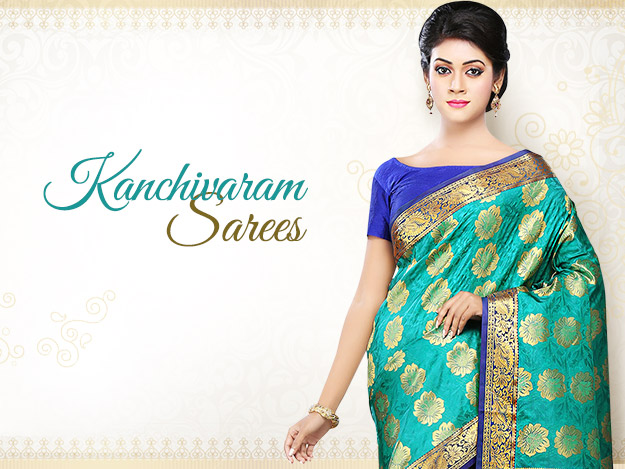 Tamil Sarees Are Must for Every Bridal Trousseau