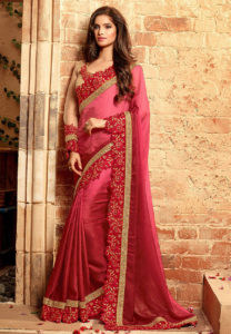 lace-bordered-saree
