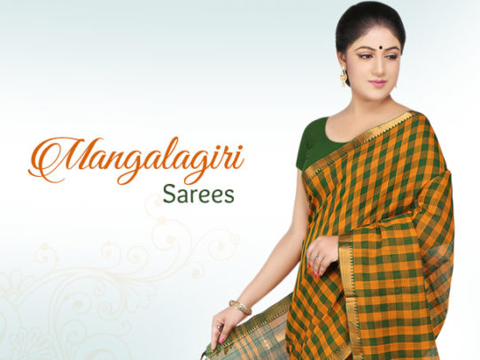 Mangalagiri Sarees: A Drape That Every Heritage Wardrobe Covets