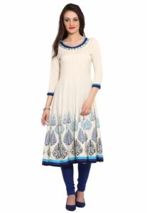 mirror-work-kurta