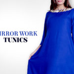 Bling It On With Mirror Work Kurtis And Tunics
