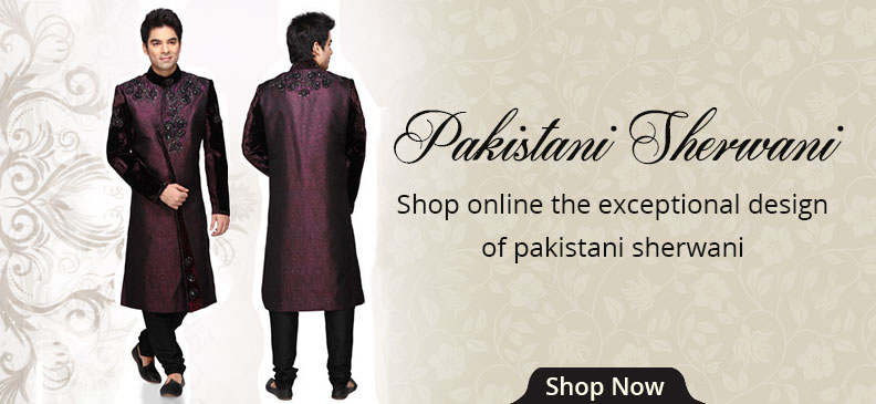 Pakistani Sherwani Work For All Traditional Occasions