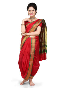 nauvari-silk-saree