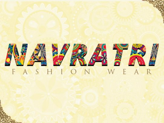 Navratri Fashion Wear