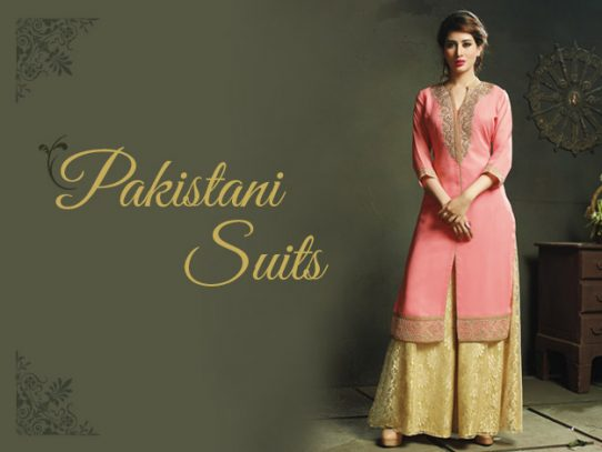 Pakistani Salwar Kameez - Fashion Trends