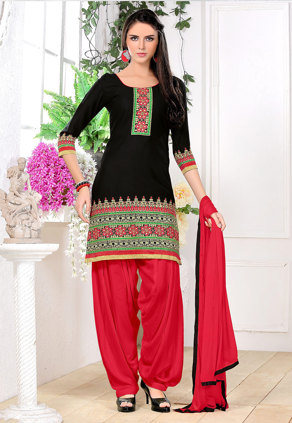 Buy stylish salwar suits online at Amazonin